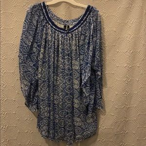 MNG tunic dress